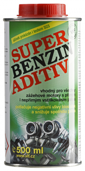 VIF Super benzín aditiv 500ml